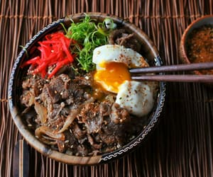 healthy, food, and japanese food image