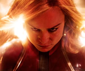 gif and captain marvel image