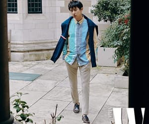 exo, parkchanyeol, and fashion image