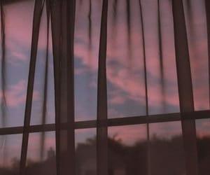 sky, vintage, and window image