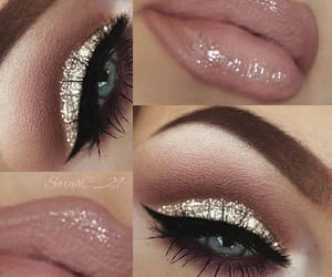 make up, maquillaje, and up image