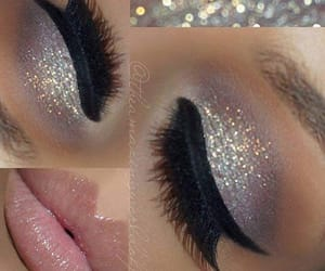 make up, maquillaje, and maquillajes image