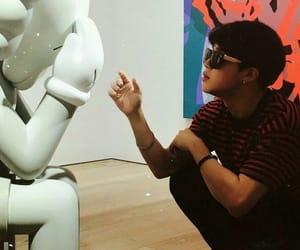 boy, fashion, and korea image