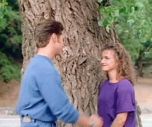 1990s, 90210, and andrea zuckerman image