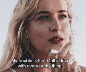 a bigger splash, dakota johnson, and aesthetics image