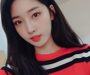 everglow, kim sihyeon, and 시현 image