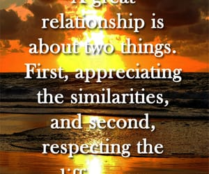 quotes, relationships, and differences image
