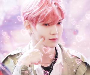 kpop, pink, and twitter image