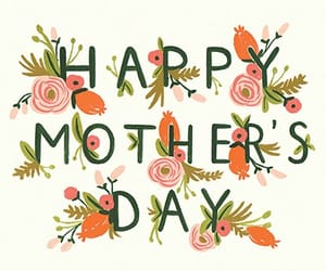 mom and mother's day image
