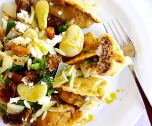 dumpling, eat, and healthy image