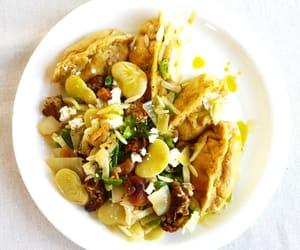 food, meal, and salad image