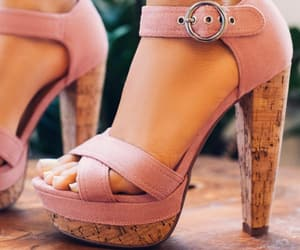 fashion, sandals, and heels image