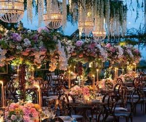 flowers, beautiful, and decor image