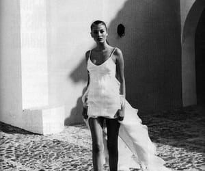 fashion, black and white, and dior image