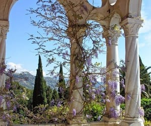 architecture, beautiful, and garden image
