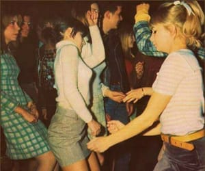 girl, party, and vintage image