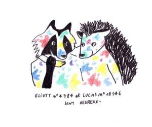 lucas, skam, and eliott image