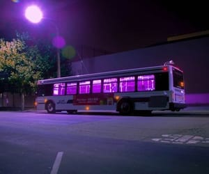 purple, purple aesthetic, and neon purple image