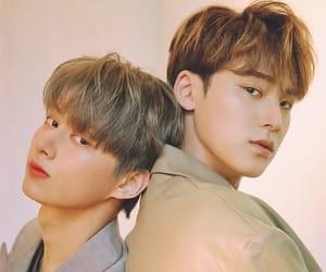 17, jun, and mingyu image