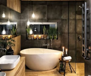 architecture, rooms, and bath image