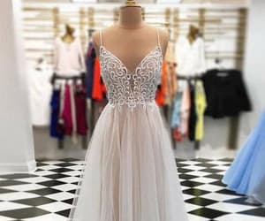bridal gown, evening dresses, and prom dresses image