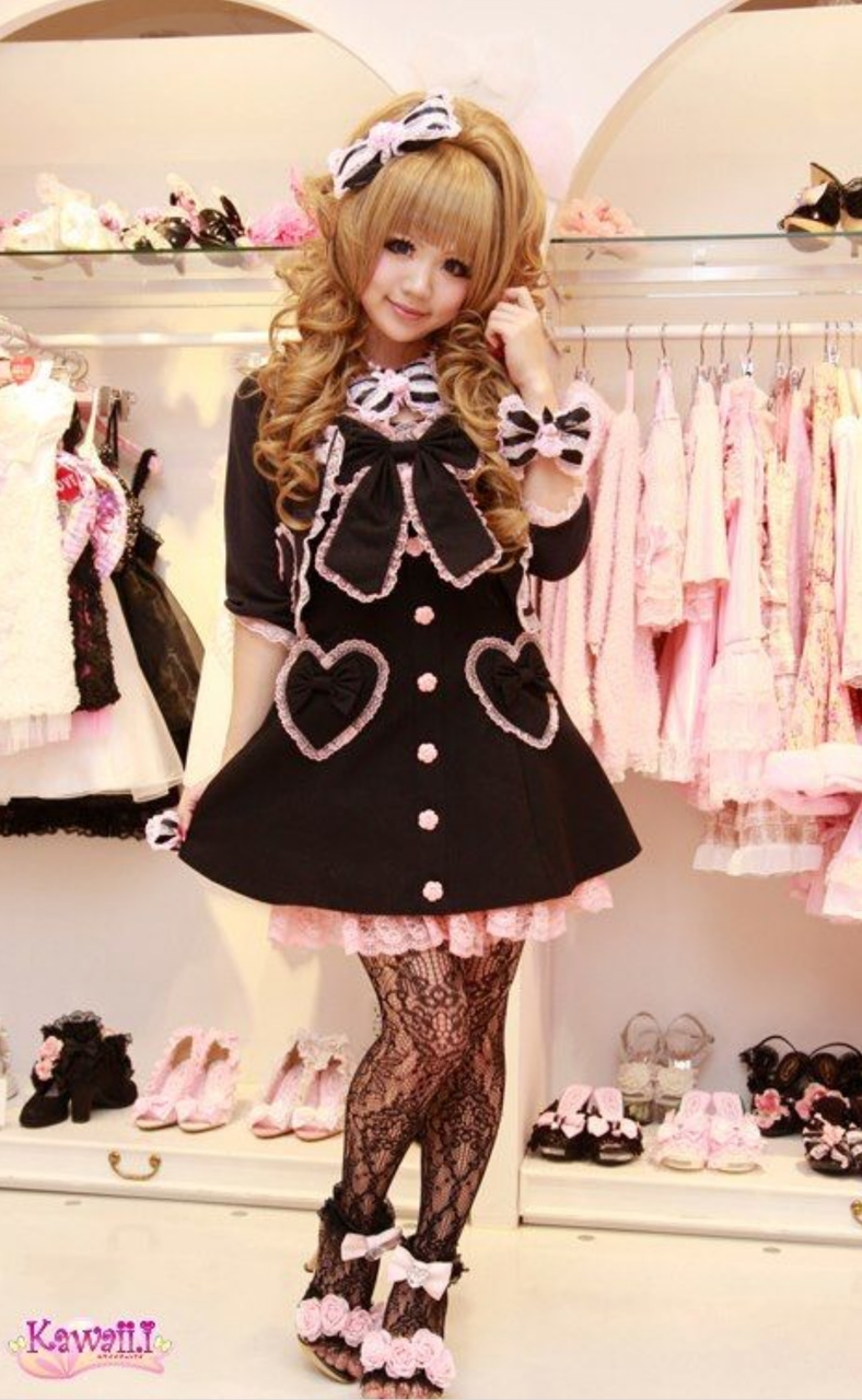 article, kawaii, and gyaru image