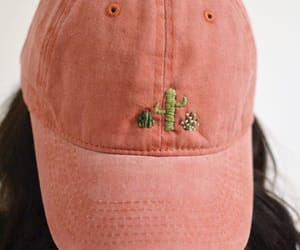 cactus, cap, and green image