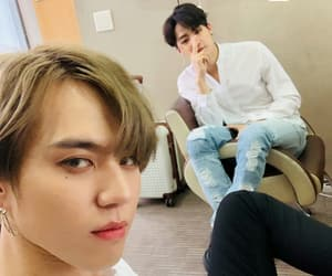 JB, got7, and yugyeom image