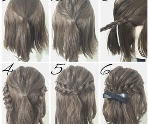 hair and hairstyle image