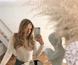 interior and selfie image