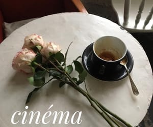 breakfast, cinema, and coffee image