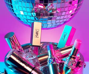 luxury, make up, and YSL image