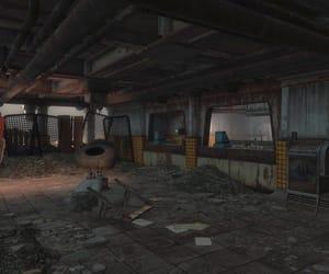 abandoned, ruin, and transit station image