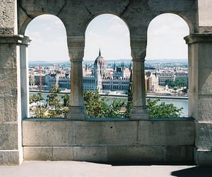 travel, budapest, and city image
