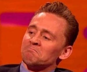 funny, tom hiddleston, and graham norton show image