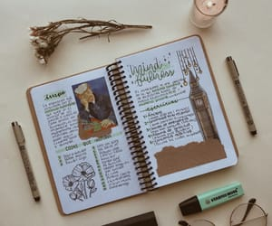journaling, london, and planner image