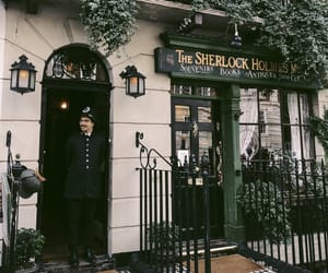 221B Baker Street, baker street, and london image