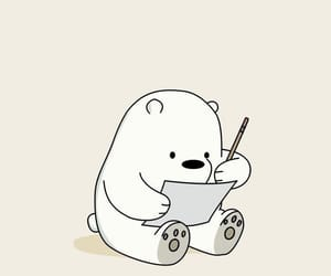 wallpaper, we bare bears, and background image