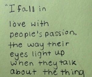 love, quotes, and passion image