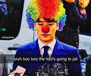jail, kpop, and boo boo the fool image