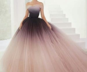aesthetic, dress, and elegance image