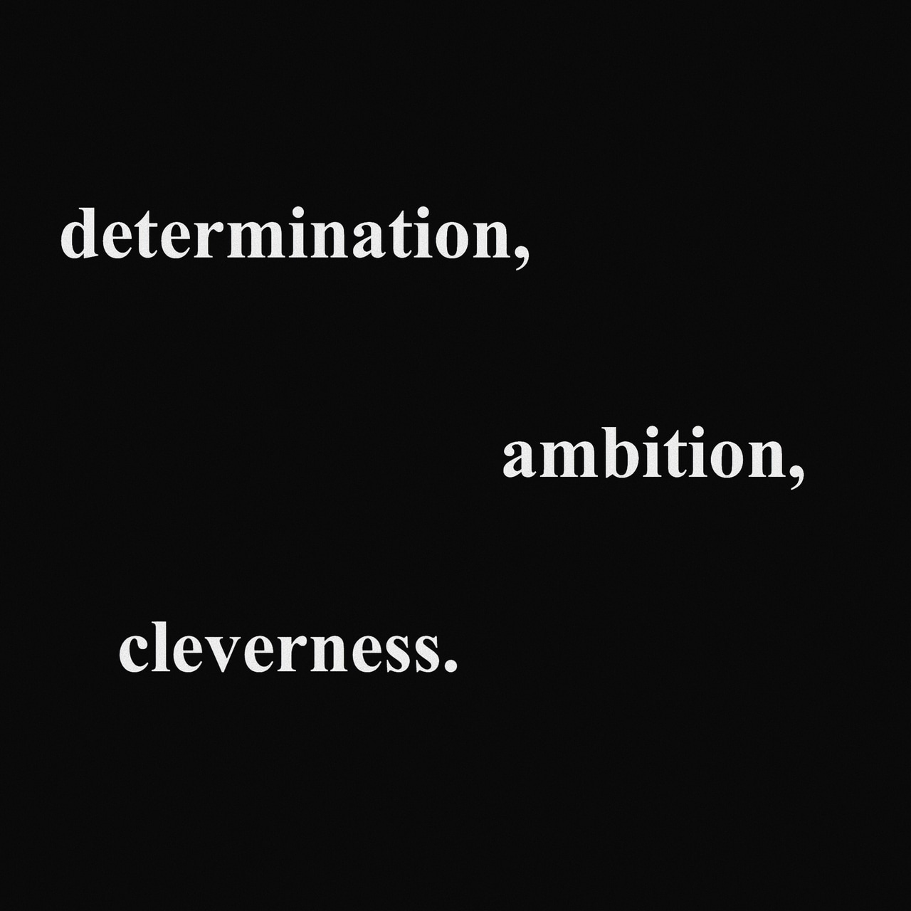 aesthetic, ambition, and determination image