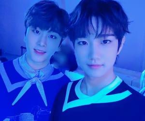jinkwon, woochul, and newkidd image