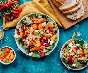 healthy living, self love, and pretty food image
