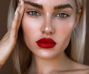 aesthetic, lips, and beauty image