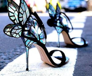 classy, shoes, and stylé image