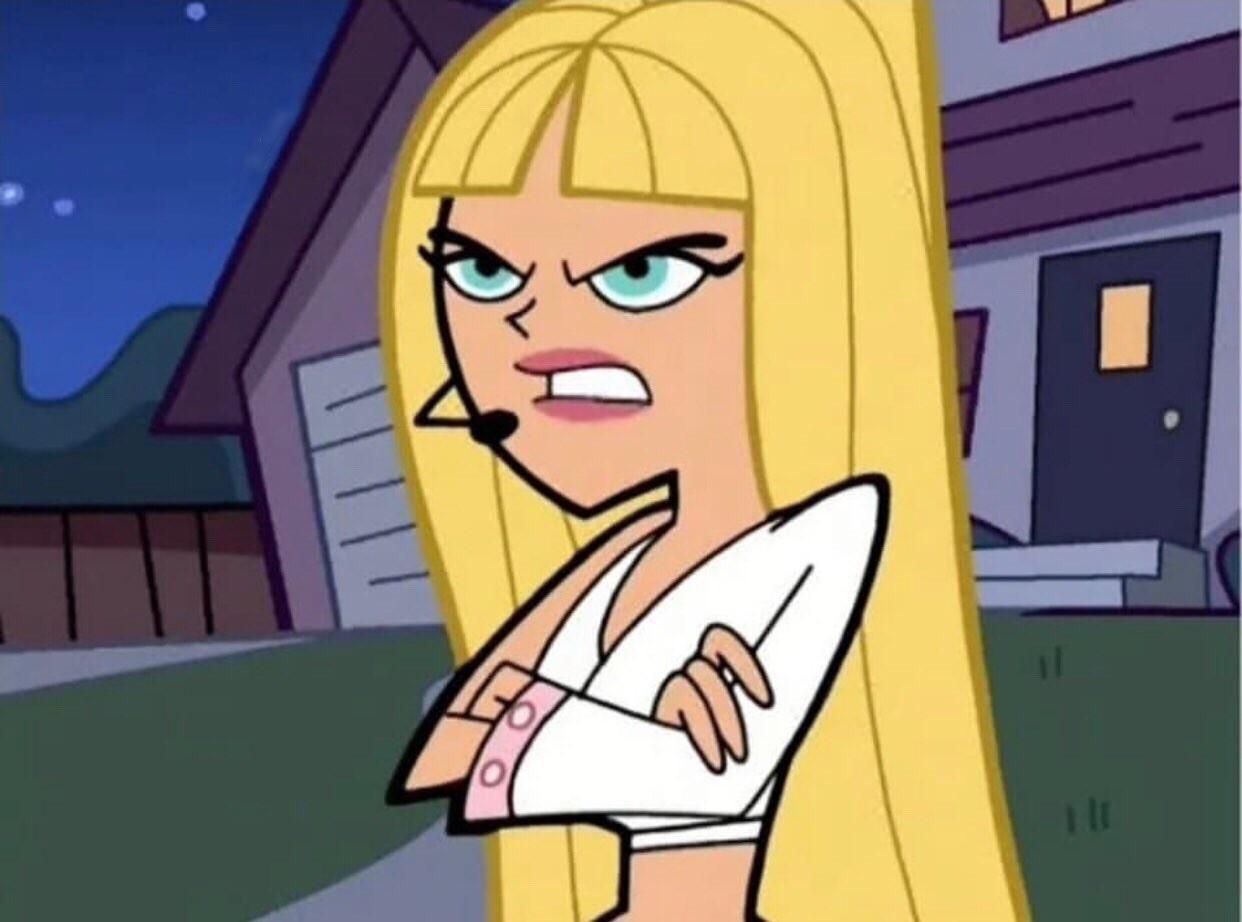 cartoon, blondie, and timmy turner image