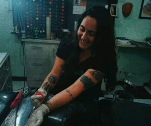 arte, tatuagens, and maluca image
