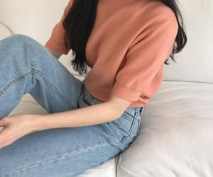 girl, aesthetic, and clothes image