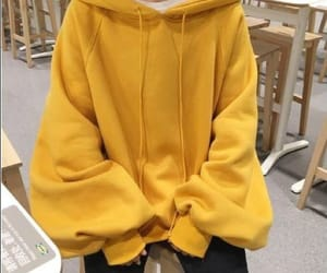 hoodie, kfashion, and korean image